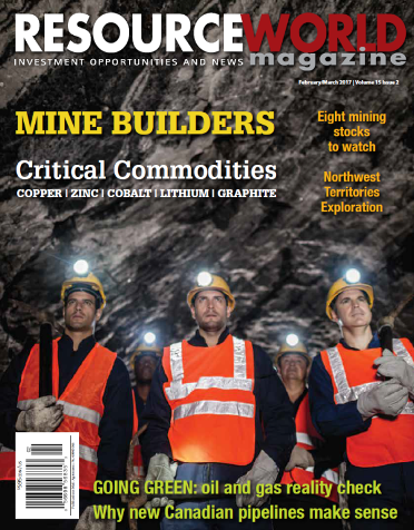 Far Resources featured in Resource World Magazin...