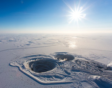 Diavik diamond production surpasses 100 million ...