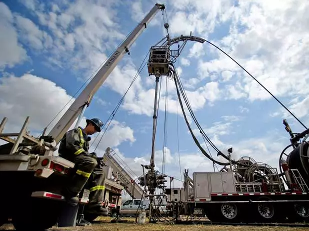 Grains of sand: How fracking has caused a surge ...