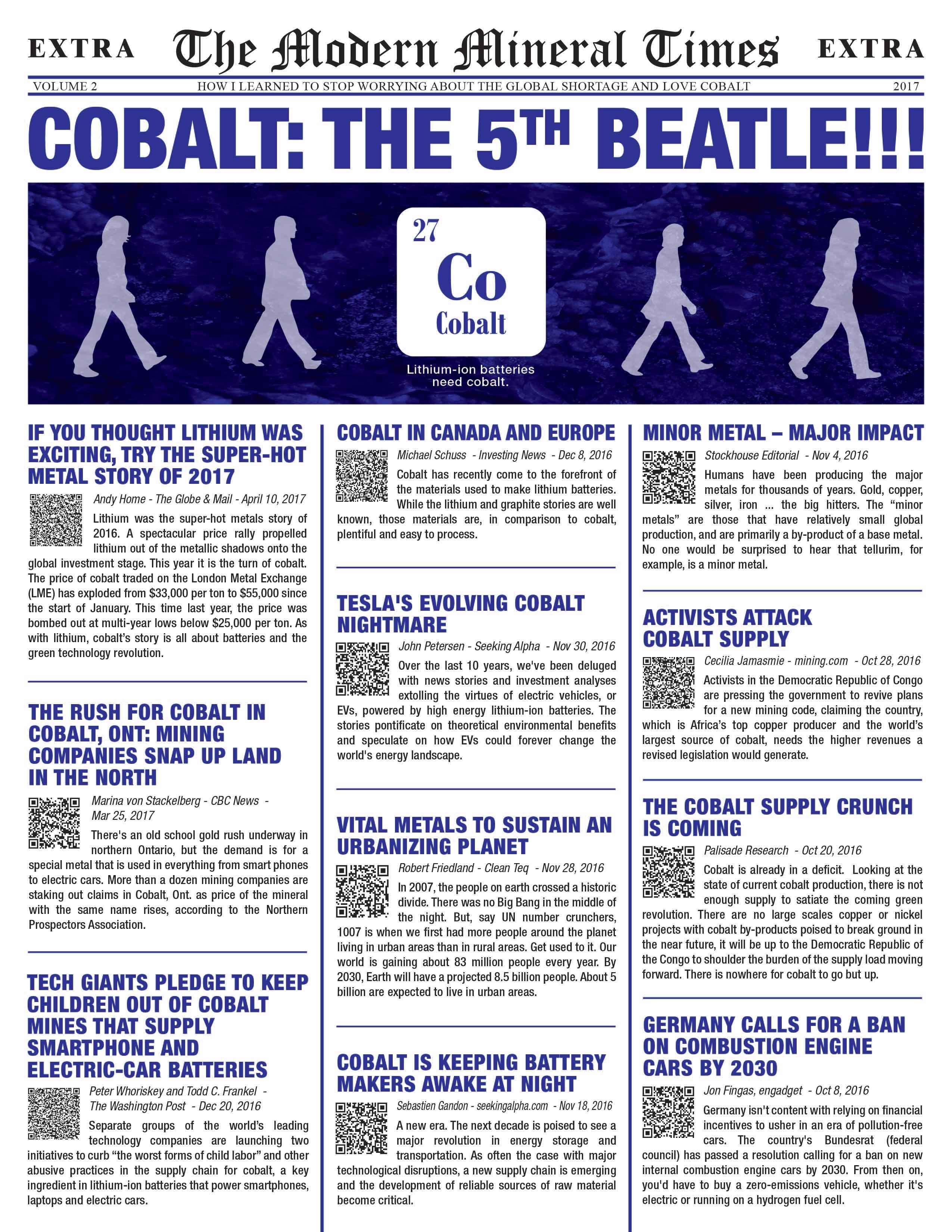 Cobalt: The 5th Beatle...