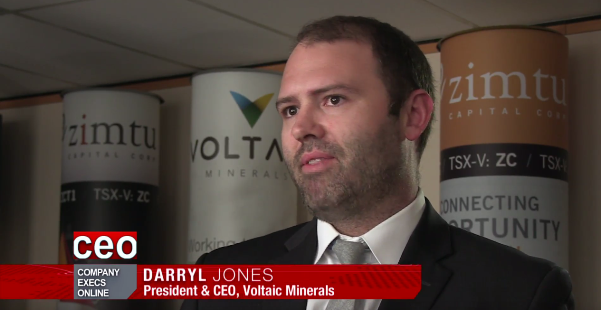 Voltaic Minerals CEO discusses company developme...