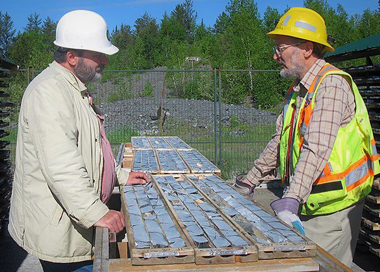 Castle Silver Resources assays more gold from On...