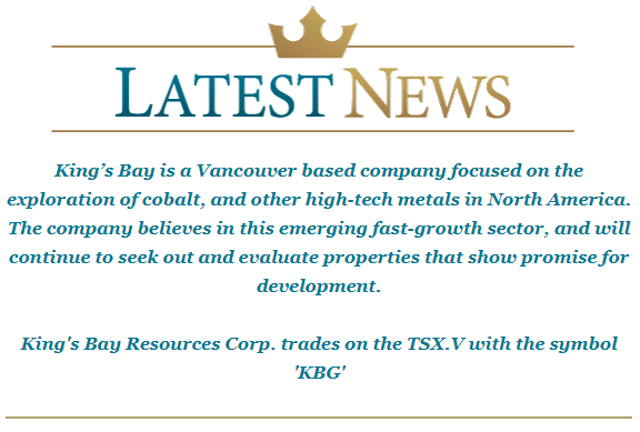Kings Bay Latest News Updates...