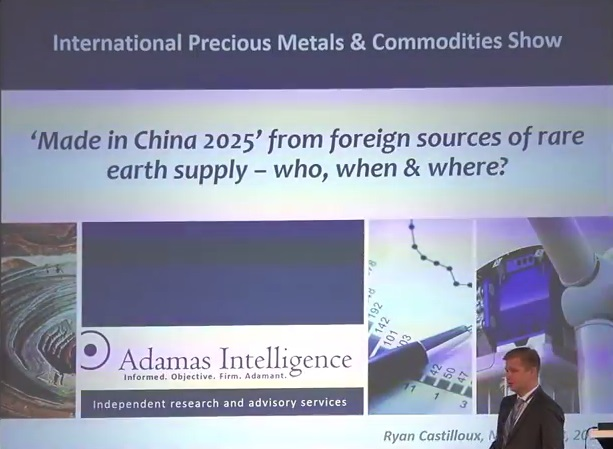 Made in China 2025 from foreign sources of rare ...