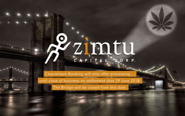 Zimtu Capital: Bridging the Cannabis Gap between...