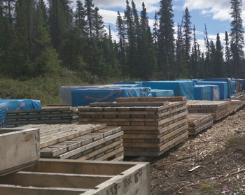 Commerce Resources resumes drilling at Quebec&ls...