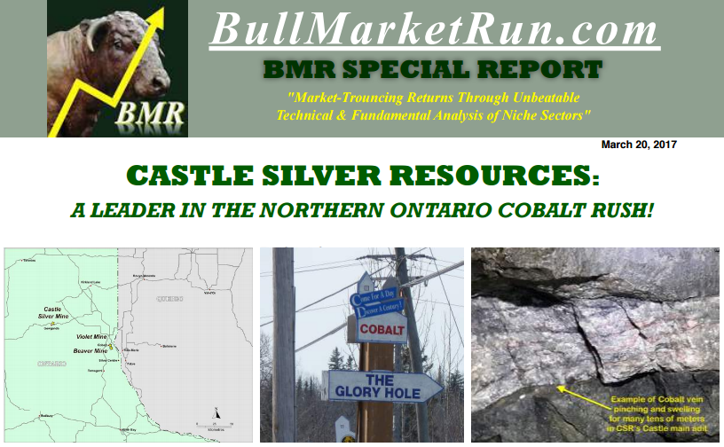 Special Report on Castle Silver from BMR Researc...