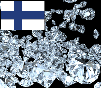 Arctic Star sees new diamond frontier in Finland...