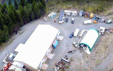 Golden Dawn Minerals to refurbish former B.C. go...
