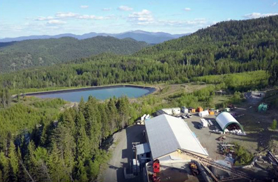 Golden Dawn Minerals prepares for B.C. undergrou...