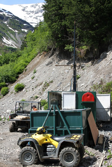 Drilling, sampling, optioning: Mountain Boy Mine...