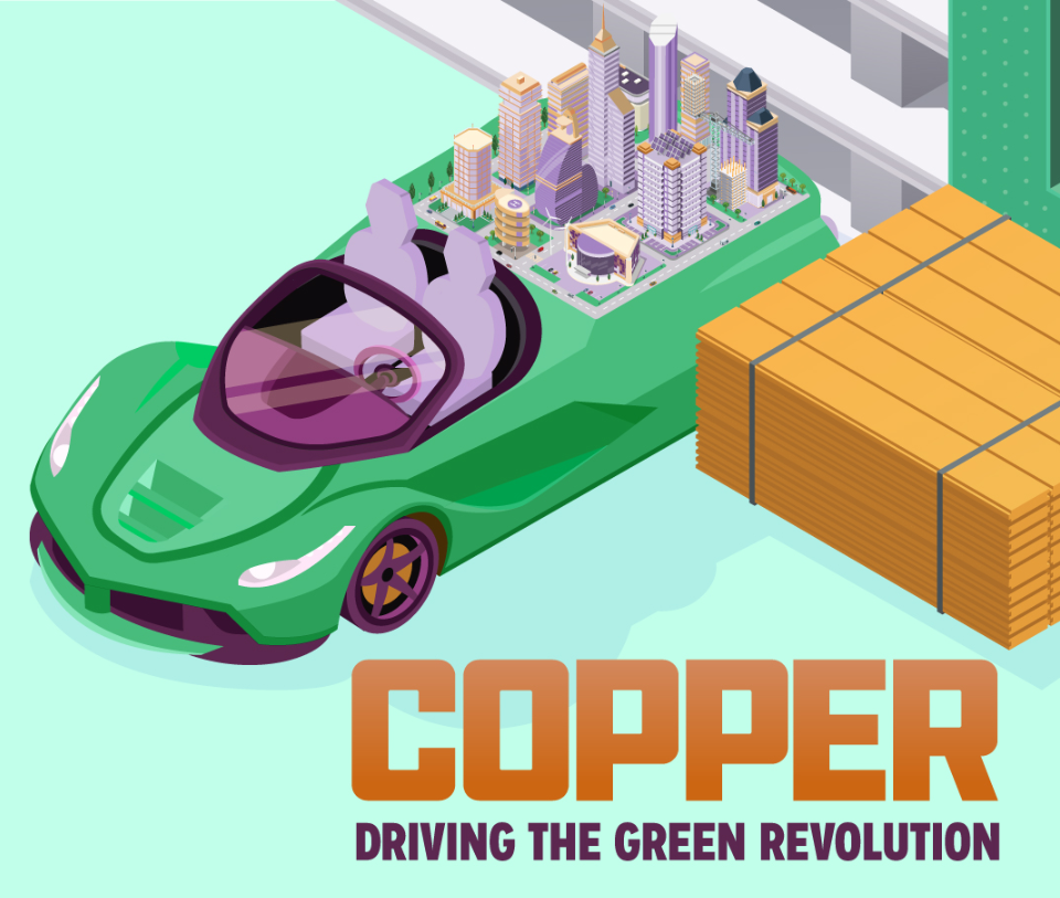 Copper: Driving the Green Energy Revolution...